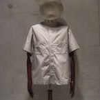 SUNSEA Baseball Shirt Short Sleeved18900yen