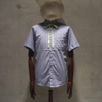 NuGgETS Work Shirt with Ribbon Stripe11550yen