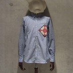 EOTOTO QUILT POCKET TAB COLLAR SHIRTS18690yen