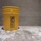 ULINE 5 Gallon Plastic Pail3990yen