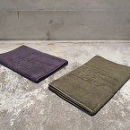 「STUSSY Livin' GENERAL STORE」 GS Pile Face Towel 税抜き2500yen+税