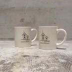 「MOUNTAIN RESEARCH」 Mountain Mug Cup/WHITE 税抜き2500yen+税