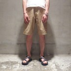 「MOUNTAIN RESEARCH」 Big Shorts/BEIGE 税抜き19000yen+税