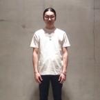 「MOUNTAIN RESEARCH」 Yama-Kei/White 税抜き8000yen+税