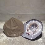 「South2 West8」 Coolie Hat/Peach Skin 税抜き5800yen+税