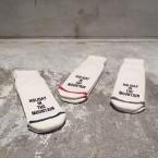 「MOUNTAIN RESEARCH」 H.I.T.M. Socks 税抜き2300yen+税