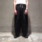 「NEEDLES」 H.D Pants 6oz Denim/Black 税抜き17000yen+税