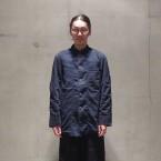 「NEEDLES」 Stand Collar Chore Coat C/L 8.5oz Denim Indigo 税抜き39000yen+税