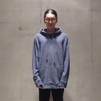 「Authentic Pigment」 Garment-dyed Hoodie/DENIM 税抜き10800yen+税