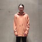 「Authentic Pigment」 Garment-dyed Hoodie/YAM 税抜き10800yen+税