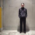 「NEEDLES」 Track Jacket Poly Smooth/Black 税抜き25000yen+税