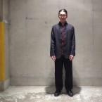 「NEEDLES」 Mao Collar Arrow Jacket Army Serge/Navy 税抜き39000yen+税