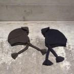 「NEEDLES」 Knit Bomber Cap/2色展開 税抜き13000yen+税