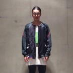 「FACETASM」 OTM-JK-M01/GREEN 税抜き98000yen+税