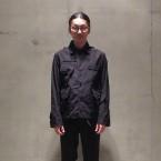 「South2 West8」 Tenkara Shirt Wax Coating/BLACK 税抜き36000yen+税