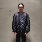 「FACETASM」 OTM-JK-M07/BLACK 税抜き62000yen+税
