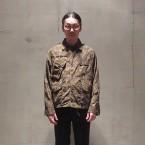 「South2 West8」 Tenkara Shirt Hunter Camo/KHAKI 税抜き36000yen+税