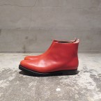 「SUNSEA」 One Side Gore Boots/Red 税抜き60000yen+税