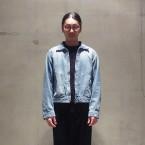 「Niche」 Zip Shirts Jacket Denim/Indigo 税抜き33000yen+税