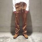 「SUNSEA」 Camel Corduroy 519 Pants/Camel 税抜き30000yen+税