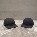 「SUNSEA」 British Wool Cap/2色展開 税抜き10000yen+税