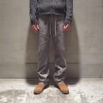 「SUNSEA」 Gray Corduroy 519 Pants/Ash Gray 税抜き30000yen+税