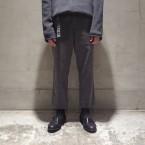 「UNUSED」 UW0546/Dickies Grey 税抜き24000yen+税