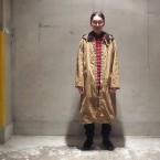 「MOUNTAIN RESEARCH」 Long Coat/Beige 税抜き70000yen+税