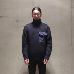 「MOUNTAIN RESEARCH」 MAKOTO/NAVY 税抜き40000yen+税