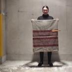 「Horse Blanket Research」 Horse Blanket 1/2 GRY×WIN 税抜き28000yen+税