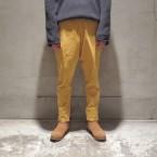 「the Sakaki」 Suteteco/Yellow 税抜き28000yen+税